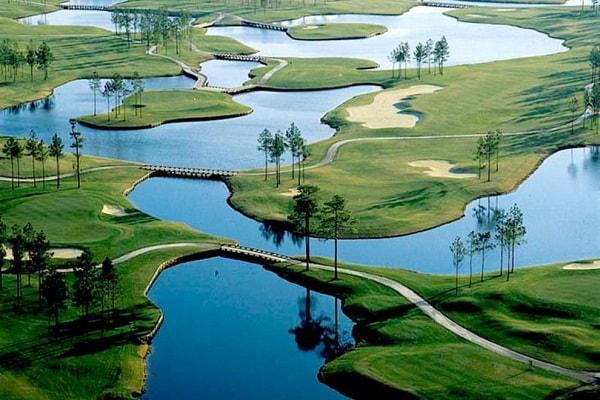 Golf Clubs in Myrtle Beach