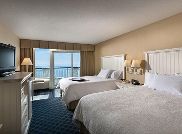 Hampton Inn and Suites Myrtle BeachOceanfront in Myrtle Beach