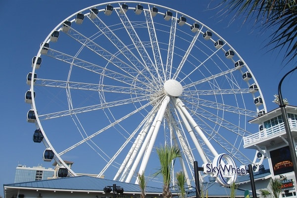 Attractions and Places to Visit in Myrtle Beach
