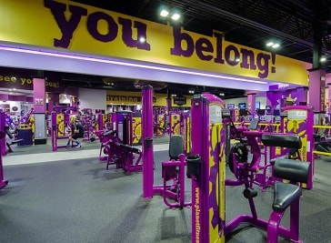 Planet Fitness in Myrtle Beach